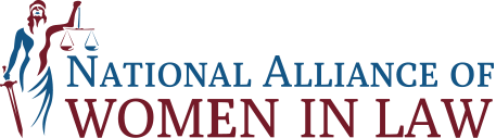 National Alliance of Women in Law footer logo